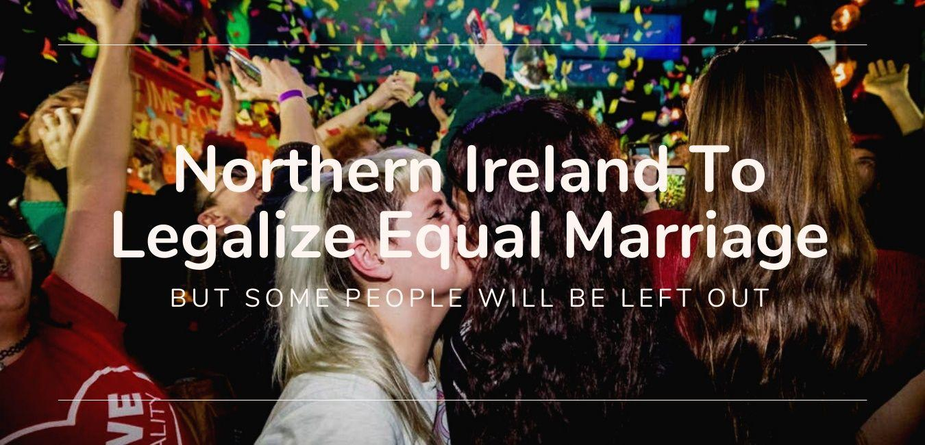northern ireland marriage equality