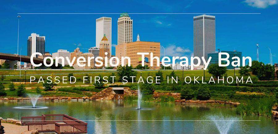 oklahoma conversion therapy ban first stage photo gettyimages