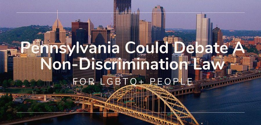 pennsylvania non discrimination law