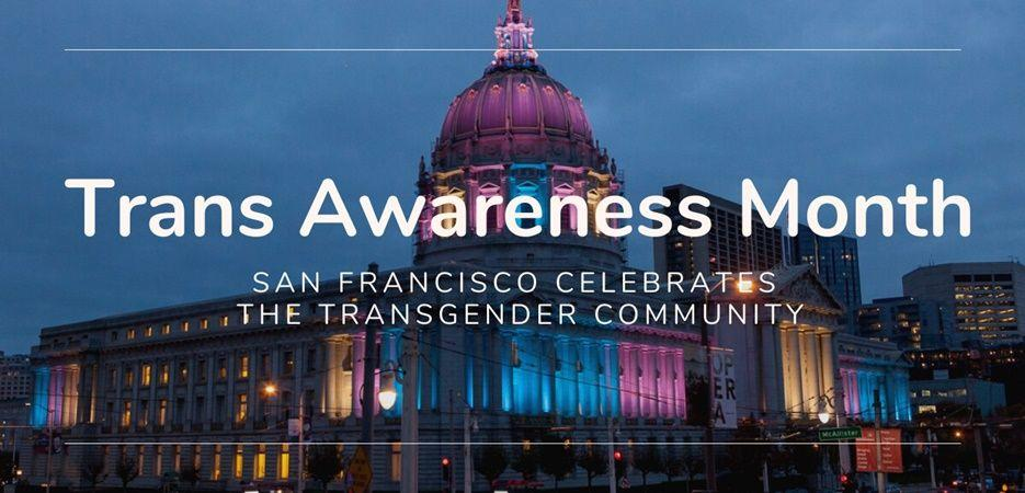 san francisco trans awareness month