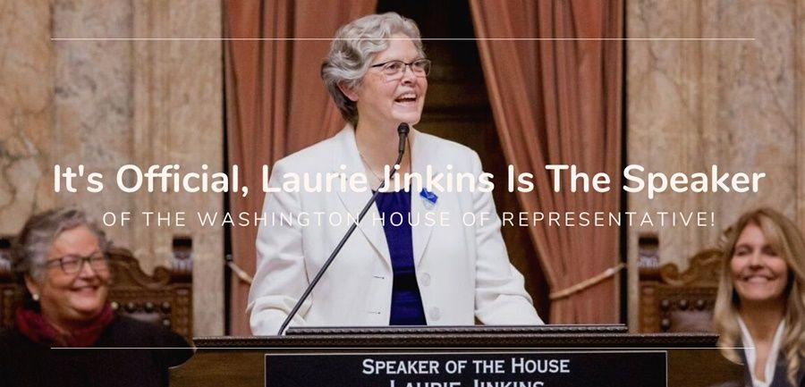 speaker washington house laurie jinking