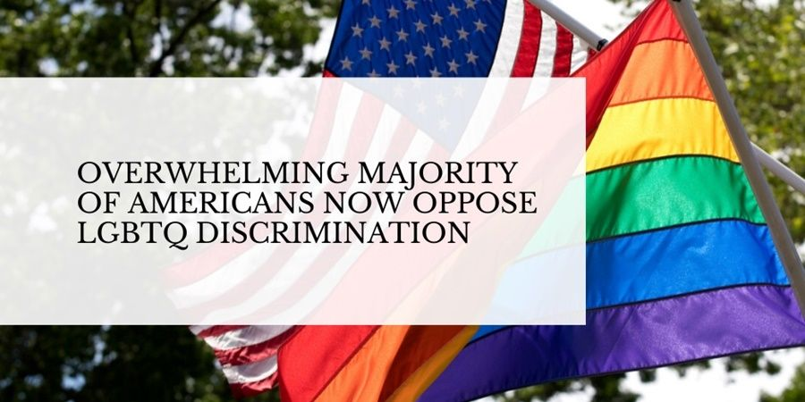 americans oppose lgbtq discrimination