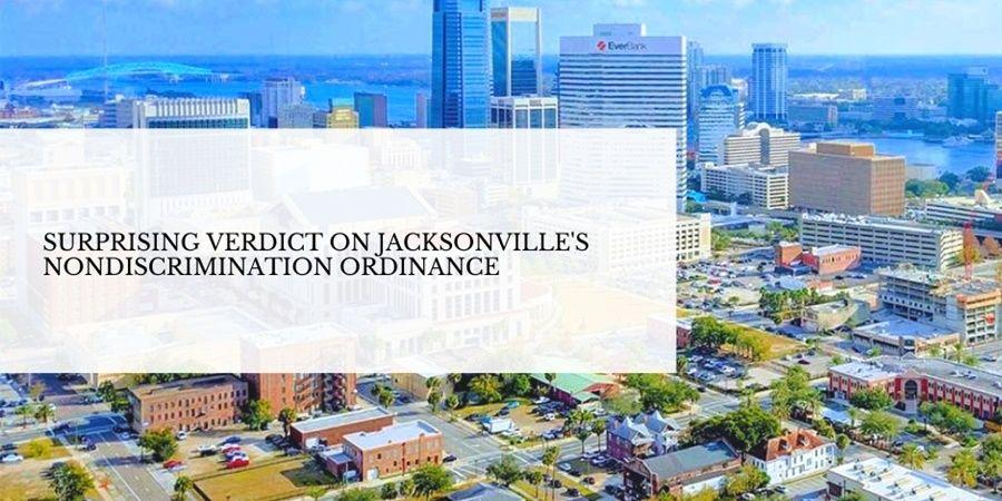 jacksonville florida nondiscrimination ordinance rejected by court