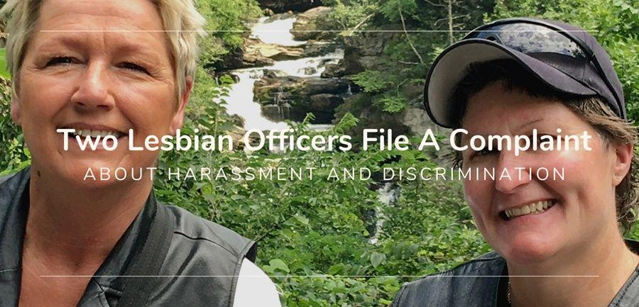 michigan lesbian officer michelle wood loretta smith
