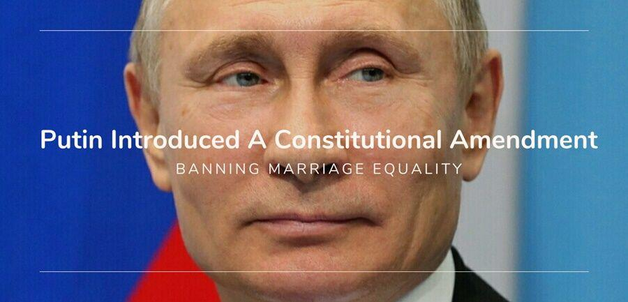 vladimir putin marriage equality