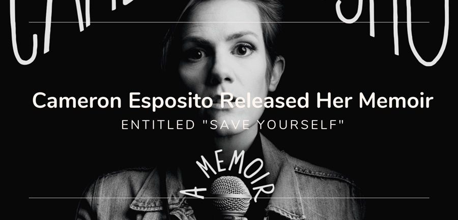 cameron esposito save yourself