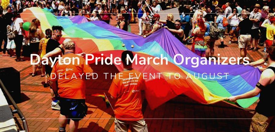 dayton pride march 2020 delayed