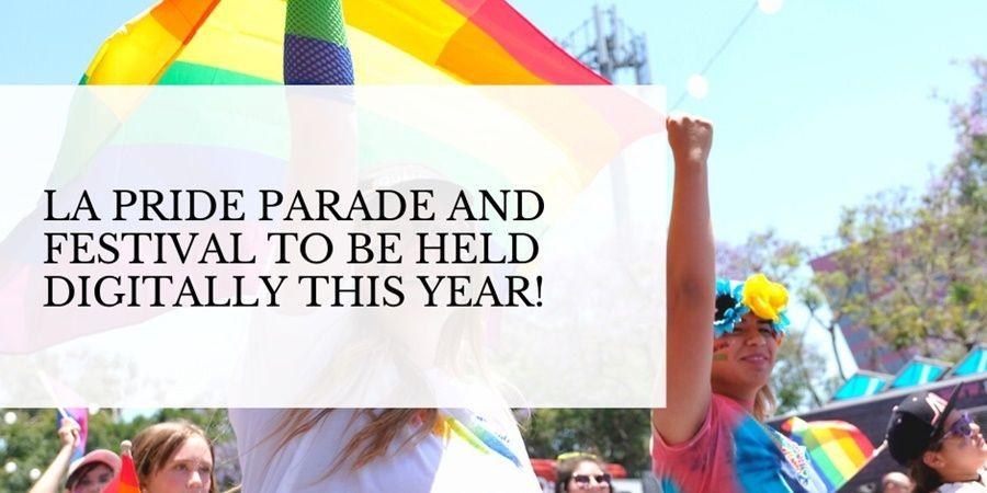 los angeles pride 2020 online