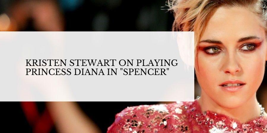 """Spencer"" is Kristen Stewart's new upcoming movie."
